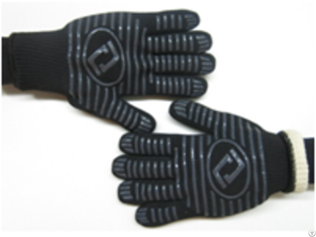 Heat Resistance Gloves For Bbq