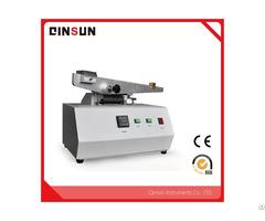 Qinsun Lab Coatings Hardness Test Machine Scratch Tester Apparatus