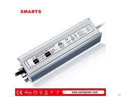 Aluminum Case 12v Outdoor Waterproof 60w Power Supply For Christmas Led Lights