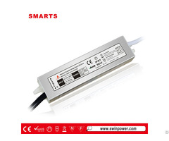 20w 12 Volt Lighting Led Sign Constant Voltage Power Supply Ip67 Manufacturers