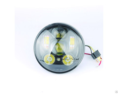 Nokpro Round Led Headlight High Low Beam N441-50