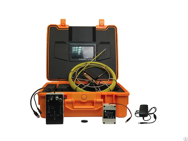 6mm Color Video Camera For Pipeline Inspection Detector