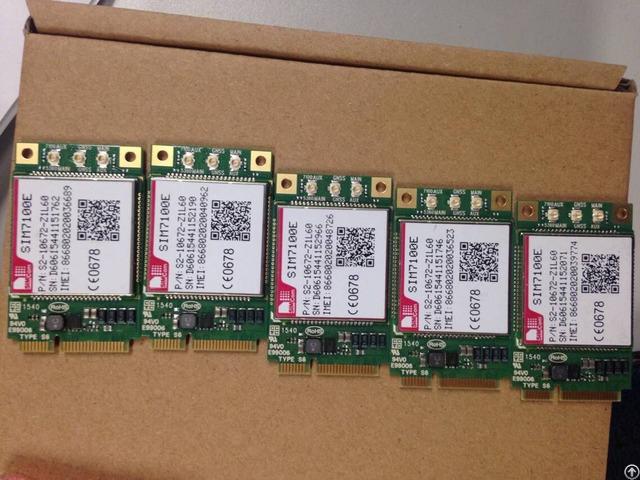 Simcom Fdd Lte Module Sim7100e Use Qualcomm Mdm9215 Multiple Mode Platform