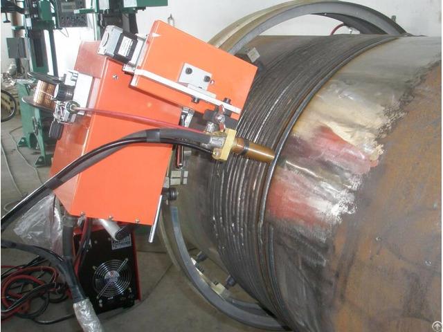 Pipe Prefabrication Orbital Automated Welding