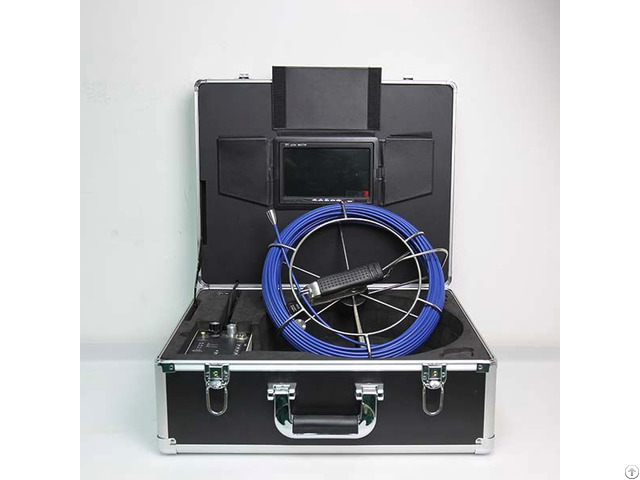 Pipeline Inspection Camera For Drain Detector