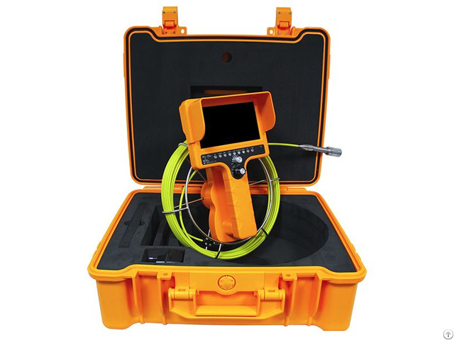 Wopson Inspection Camera System With Handheld Control Part