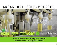 Bulk Argan Oil Organic Certified