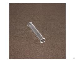 Clear Polishing Thick Silica Quartz Glass Tube Pipe
