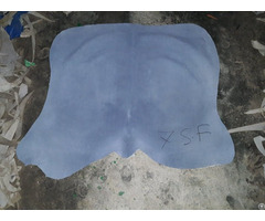 Wet Blue Cow Split Leather