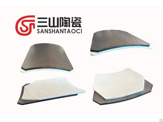 Customized Hot Selling Pe Ceramic Composite Bulletproof Ballistic Plate Manufacture