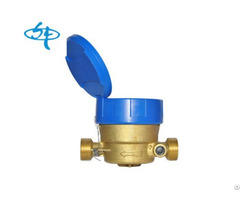 Lxsg 15~25mm Single Jet Water Meter