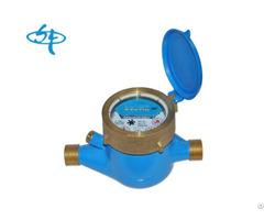 Lxsg 15~20mm Multi Jet Dry Dial Water Meter