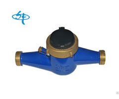 Lxsg 15~25mm Multi Jet Water Meter
