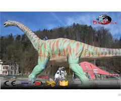 Museum Supply Outdoor Attractive Animatronic Dinosaur Model