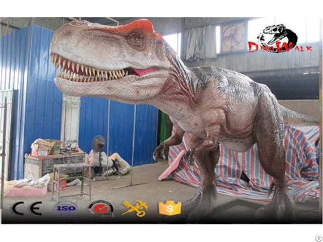 Animatronic Dinosaur Realistice Simulation Outdoor Display Model