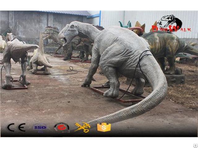 Animatronic Outdoor Dinosaur Simulation Big Display Decoration Model