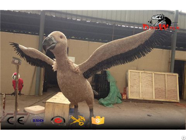 Indoor Decoration Animatronics Birds Animatronic Animals
