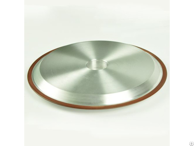 14a1 Resin Bond Diamond And Cbn Grinding Wheel