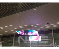 Flexible Led Moving Message Display