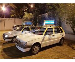 Taxi Top Media Display In Argentina