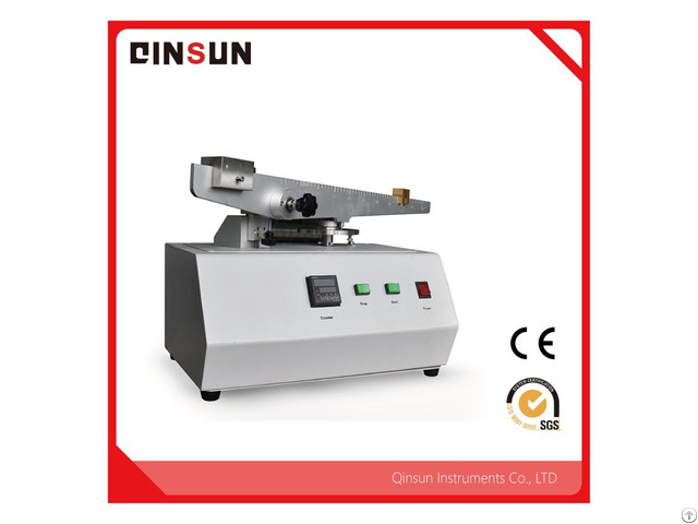 Scratch Shear Tester For Automotive Interior Materials Usage