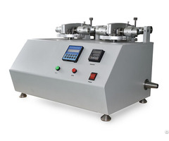 Precision Rotary Abrasion Tester Designed To Perform Accelerated Wear Tests
