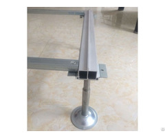 Modular Aluminum Alloy Column Track China