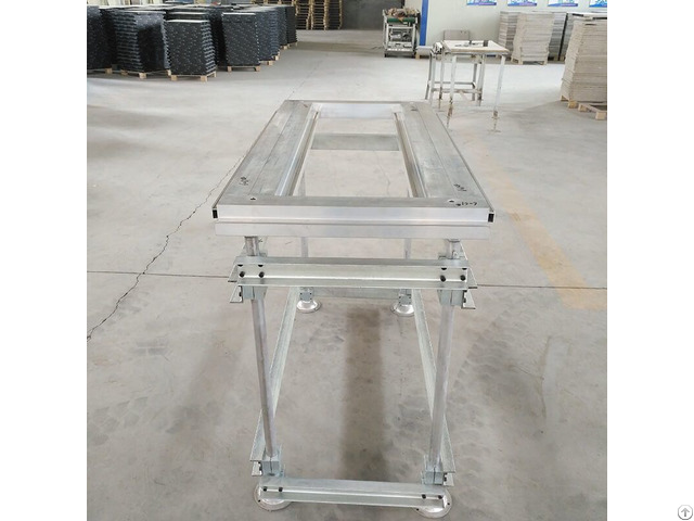 Double Layer Equipment Pedestal China