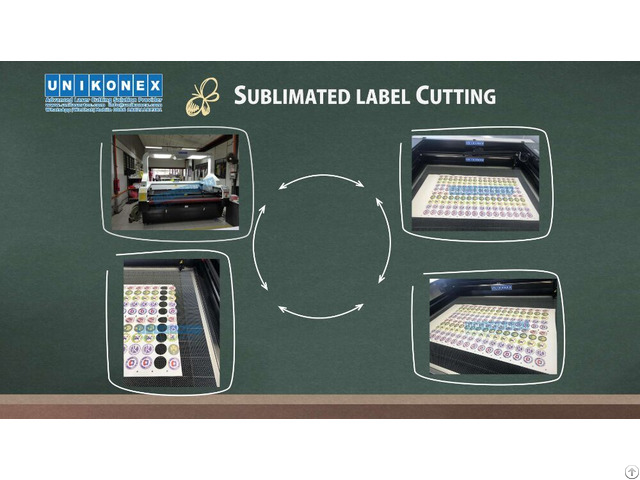 Sublimated Labels And Twill