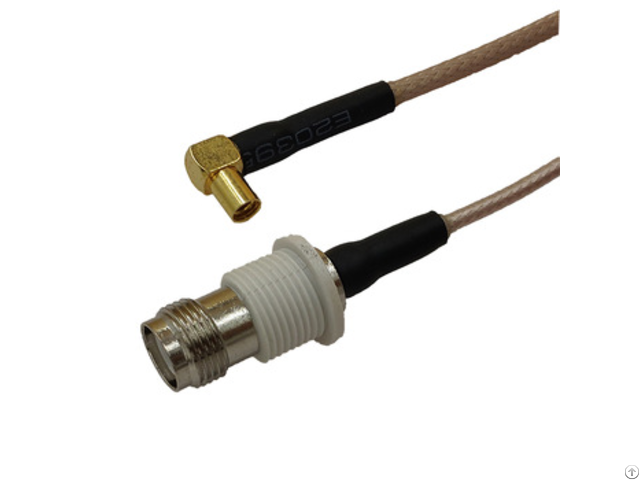 Mmcx Female Ra To Rp Tnc Cable Assembly
