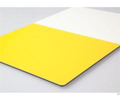 Corporate Sign Aluminum Composite Panel