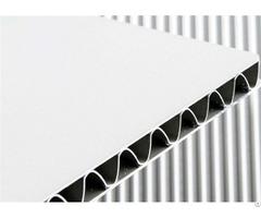 A2 Grade Aluminum Corrugated Composite Panels