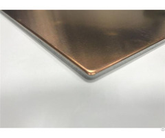 Copper Composite Panels