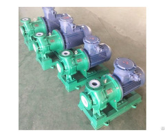 Cqb F Magnetic Drive Fluorine Plastic Chemical Transfer Pump
