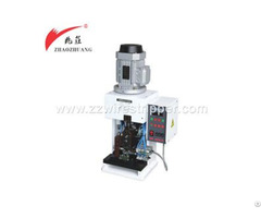 Bd 2000 Wire Stripping And Straight Terminal Crimping Machine