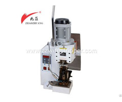 Cast Iron Integral Terminal Crimping Machine