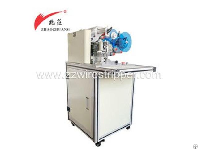 Semi Automatic Wire Labeling Machine
