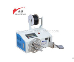 Automatic Electric Wire Tying Winding Cable Bundling Machine