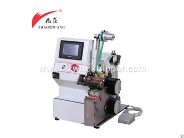 Winding For Electric Insulation Tape Wiring Harness Taping Machine