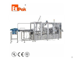 Six Lanes Coffee Capsule Filling And Sealing Machine