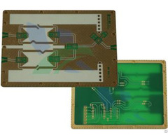Ro4003 Rogers Fr4 Mix Laminate High Frequency Pcb Circuit Boards