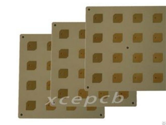 Substrate 3010 Rogers Pcb Laminate Circuit Board Fabrication