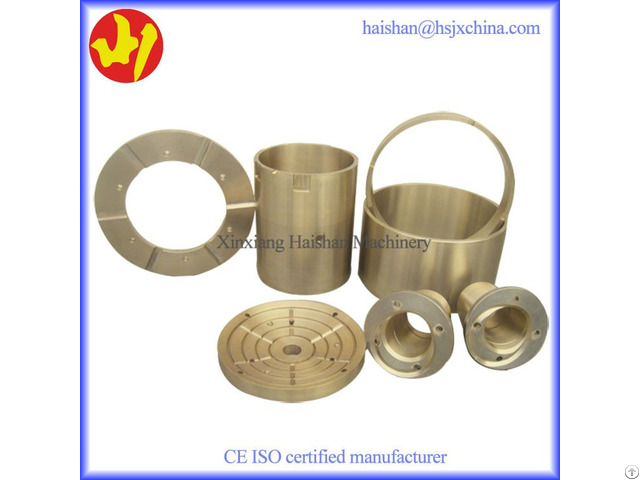 Sand Casting Customized Cone Crusher Wear Parts