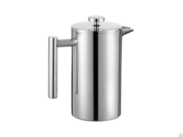Double Wall Coffee French Press