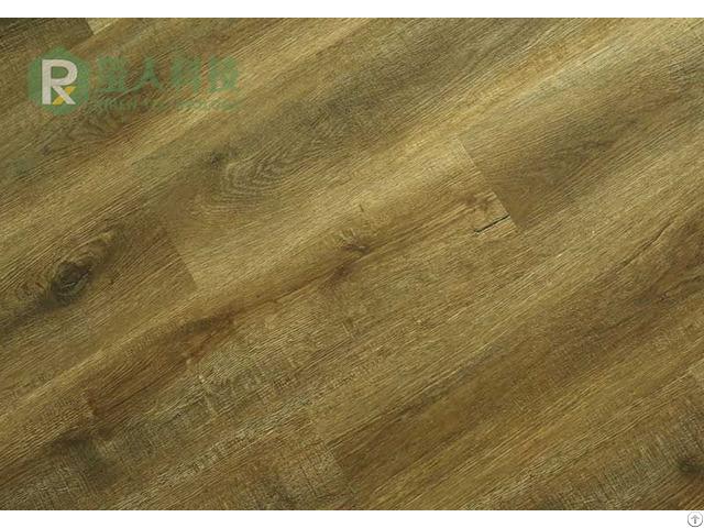 Dark Brown Spc Click Vinyl Flooring 9909