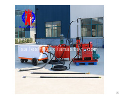 360degree Borehole Grouting Reinforcement Drilling Rig Zlj 350 Tunnel Drill