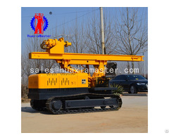 Direct Sale From Huaxiamaster Double Seat Long Spiral Pile Driver High Efficiency