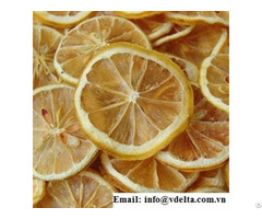 Dried Lemon Lime From Vietnam