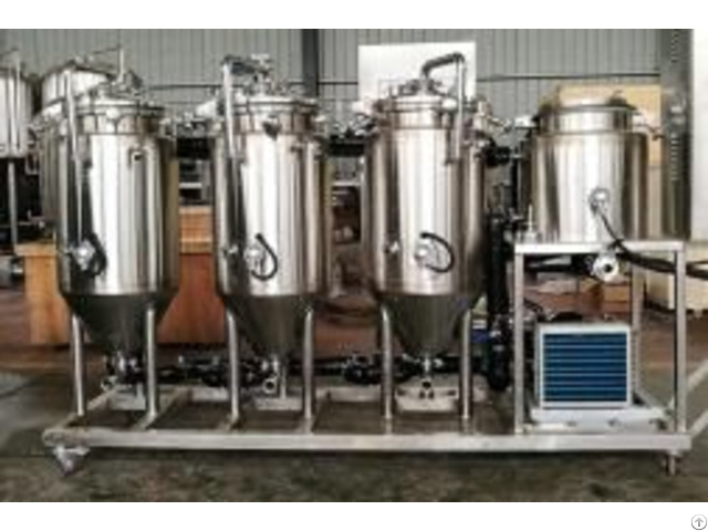 Brew House For Testing 50 100l