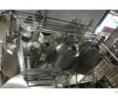 Three Vessel Brew House 1000l